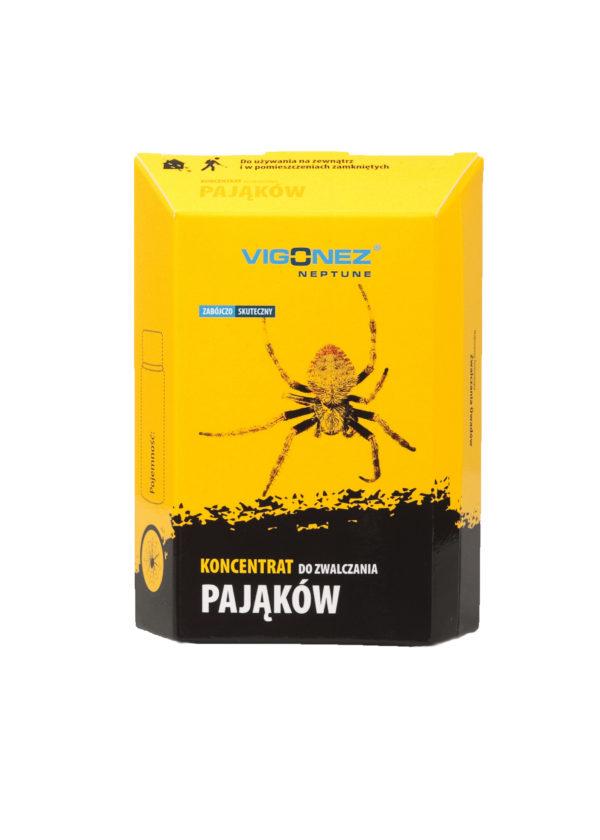 Koncentrat do zwalczania pająków i pajęczyn