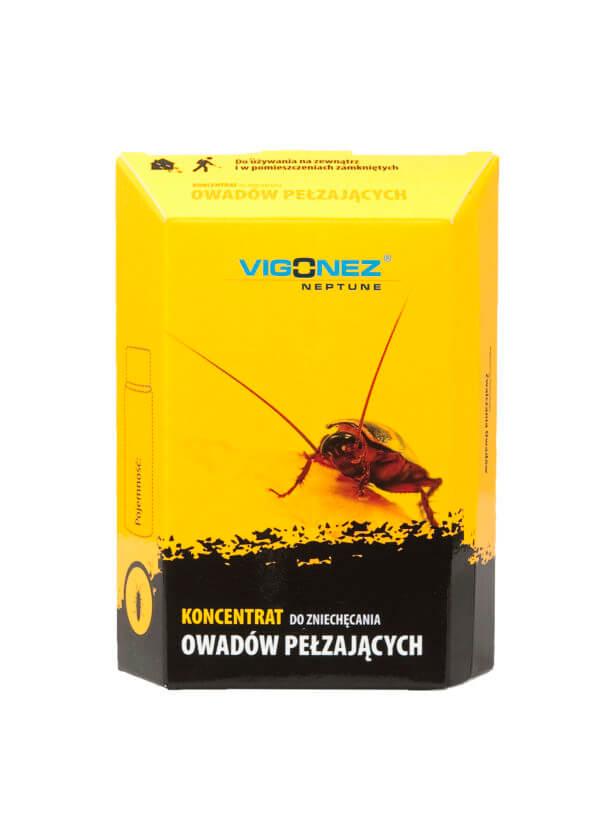 Koncentrat do zniechęcania owadów pełzających